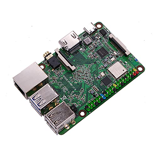 of raspberry pis dec 2021 theres one clear winner Rock Pi 4 Plus Model B Rockchip RK3399(OP1) Single Board Computer LPDDR4 4GB with WiFi 5 and Bluetooth 5.0 Support Twister OS