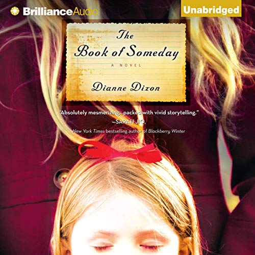 The Book of Someday Audiobook By Dianne Dixon cover art
