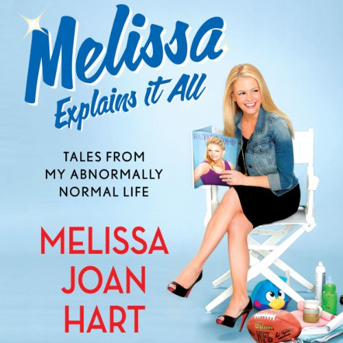 Melissa Explains It All audiobook cover art