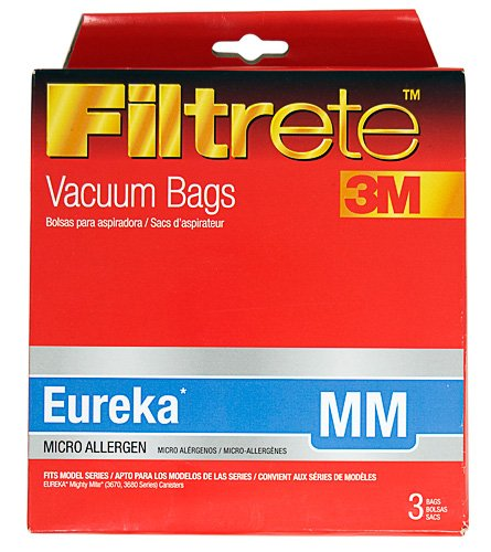 Type MM Eureka Vacuum Cleaner Replacement Bag