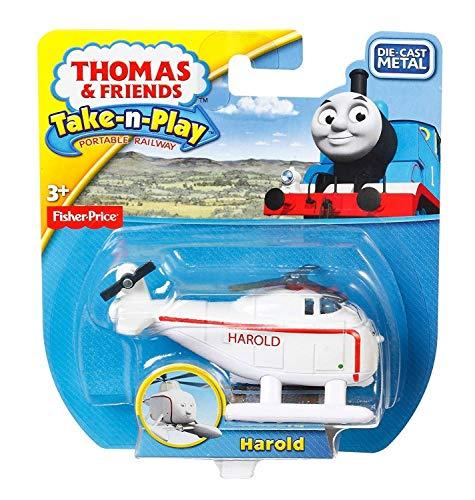 Fisher-Price Mattel r8858–0 – Thomas et Ses Amis Harold l'hélicoptère