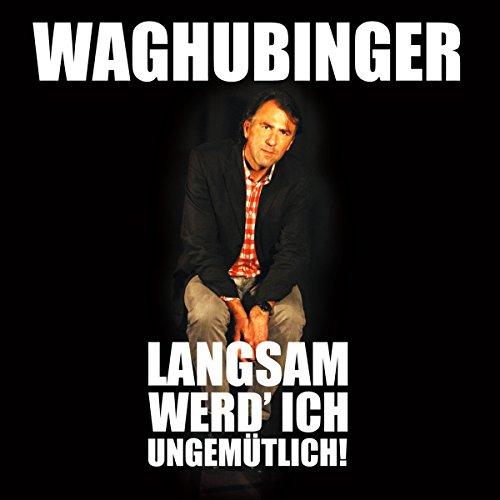 Langsam werd' ich ungemütlich audiobook cover art