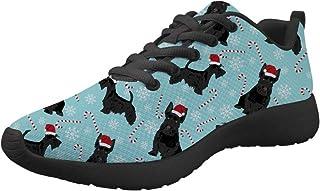 Amzbeauty Chaussures de course légères pour femme - En maille - Décontractées - Pour la marche, le sport en plein air - De...