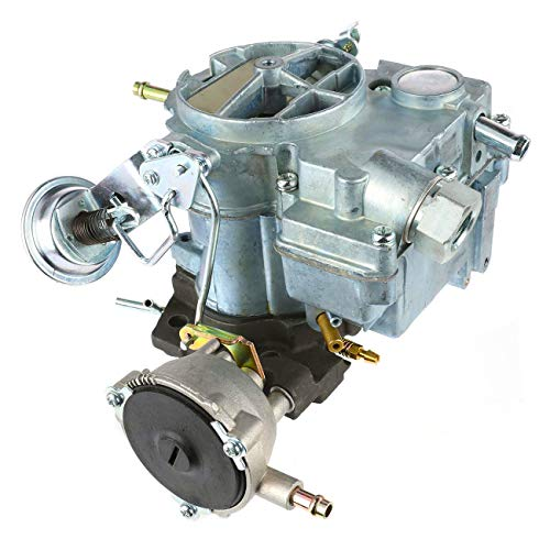 ALAVENTE 2 BARREL Carburetor Carb for Chevrolet Chevy 1970-1980 350/5.7L,1970-1975 400/6.6L Engine