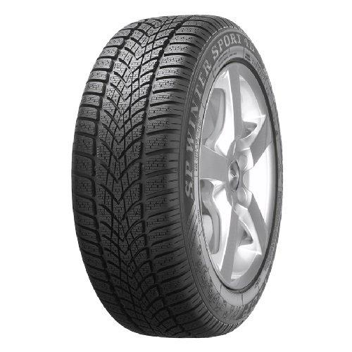 Dunlop SPWINT 4D(N0) TL 235/55 R19 101V - Pneumatico Invernale