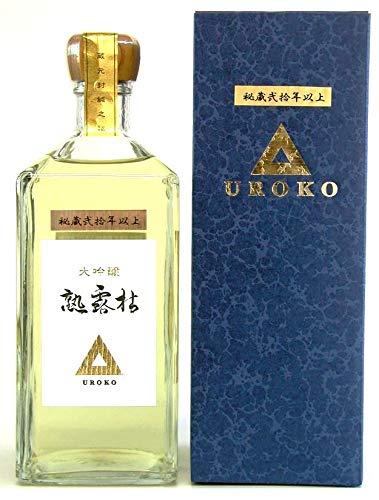 島崎酒造『熟露枯 大吟醸』