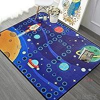 子供部屋 ラグ プレイマット ロードマップ ベビー キッズ カーペット