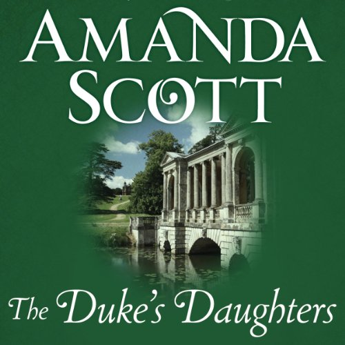 The Duke's Daughters audiobook cover art