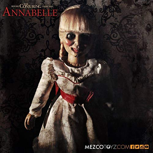 Mezco the Conjuring Annabelle Puppe 50cm