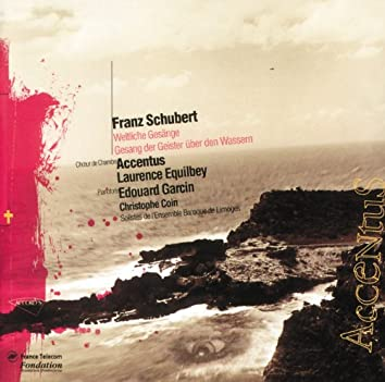 Schubert-Oeuvres vocales profanes