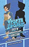Vegeta Insane: 20th Anniversary Special: The Rise and Fall of one of the web's greatest Dragon Ball Z Websites