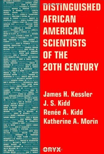 Distinguished African American Scientists of the 20th Century (Distinguished African Americans Series) (English Edition)