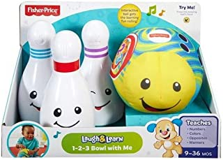 Fisher-Price Laugh & Learn 1 – 2-3 Tazón con Me