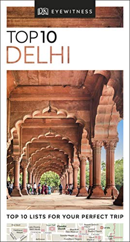 DK Eyewitness Top 10 Delhi (Pocket Travel Guide) (English Edition)