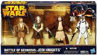 Hasbro Star Wars Battle of Geonosis: Jedi Knights with Clone Commander Ponds