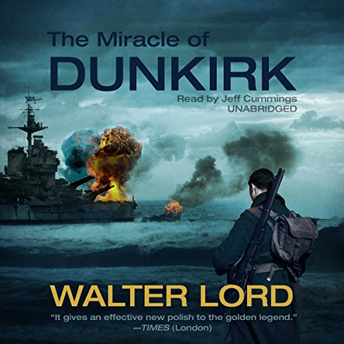 The Miracle of Dunkirk cover art
