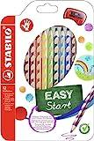 Matita colorata Ergonomica - STABILO EASYcolors - per Destrimani - Astuccio da 12 - Colori assortiti
