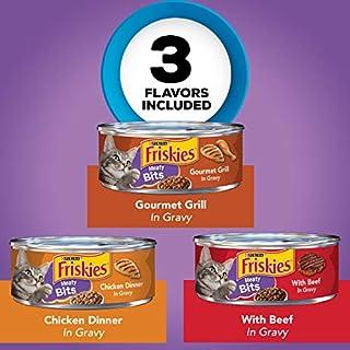 عروض Purina Friskies Wet Cat Food Variety Pack