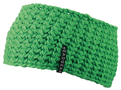 MB CAPS - Bandeau - Homme Vert lime green