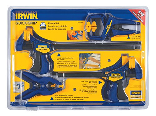 IRWIN QUICK-GRIP Clamp Set