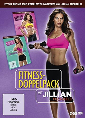 Jillian Michaels Fitness Doppelpack (Exklusiv bei Amazon.de) [Limited Edition] [2 DVDs]