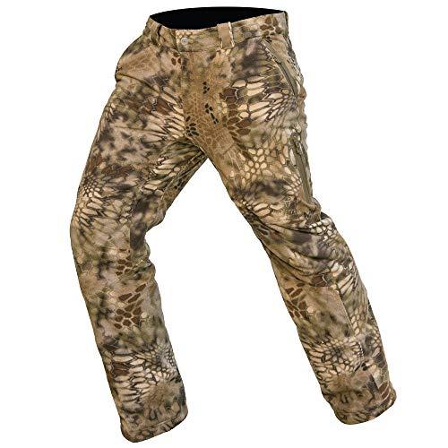 Kryptek Vellus Camo Hunting Pant (Vellus Collection), Highlander, XL