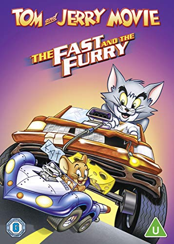 Tom and Jerry Movie: The Fast and the Furry [New line look] [DVD] [2005]