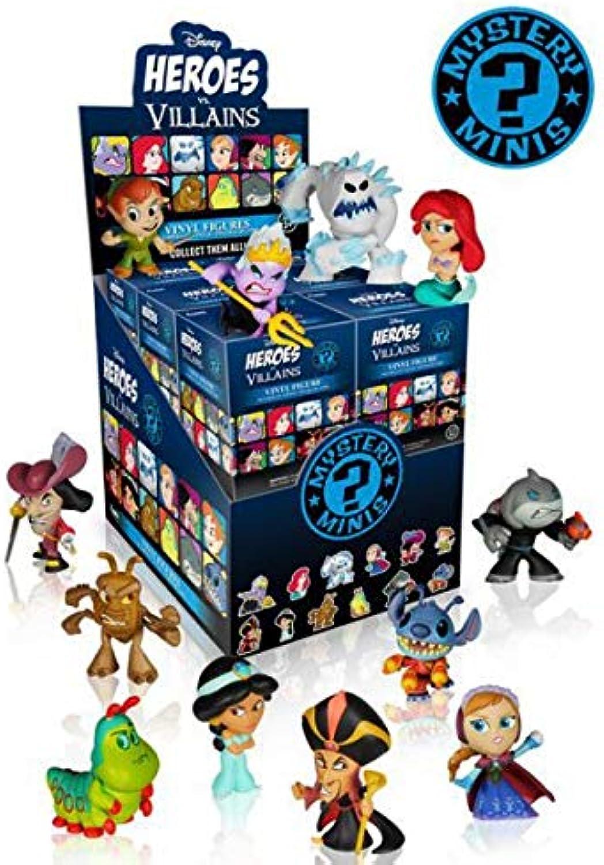Disney Heroes vs. Villains Mystery Minis Display Case