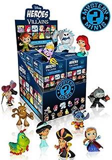 Heroes vs. Villains Disney Mystery Minis Display Case