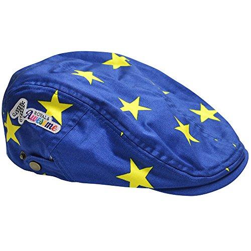 Royal & Awesome Golf Mütze Hat, Eurostar, One Size
