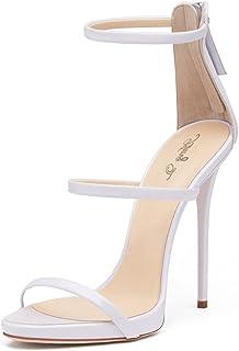 Sandalo Tacco Bianco