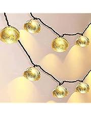Kansang De decoratieve lichtkettingen zijn waterdicht en worden gebruikt voor decoratie van huizen, achtertuinen en feesten