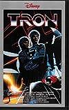 VIDEOCASSETTA VHS - WALT DISNEY TRON 1984 VHS