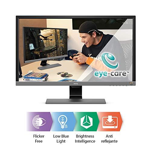 BenQ EL2870U 28 inch HDR 4K Gaming Monitor | 1ms Response Time |FreeSync