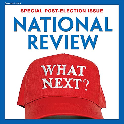 National Review - December 5, 2016 audiobook cover art