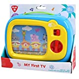PlayGo Baby My First T.v Toy Lightweight, Educational & Learning Toy for Boys Girls Toddlers Kid 1 Months and up