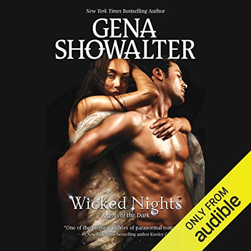 Wicked Nights audiobook cover art