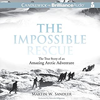 The Impossible Rescue cover art