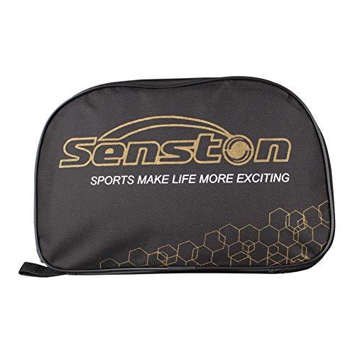 Senston Tischtennishüllen Tischtennis Tasche Tischtennisschläger Zubehor
