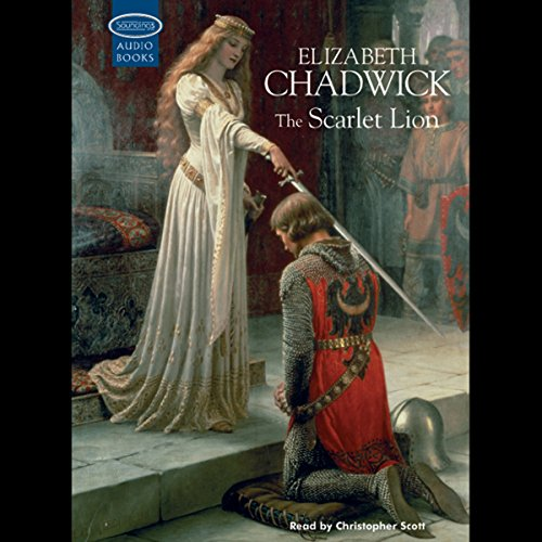 The Scarlet Lion                   By:                                                                                                                                 Elizabeth Chadwick                               Narrated by:                                                                                                                                 Christopher Scott                      Length: 17 hrs and 52 mins     342 ratings     Overall 4.4