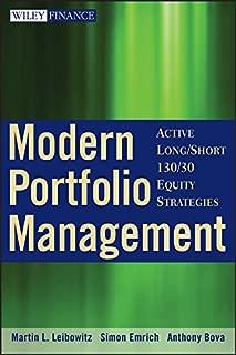 130 30 portfolio