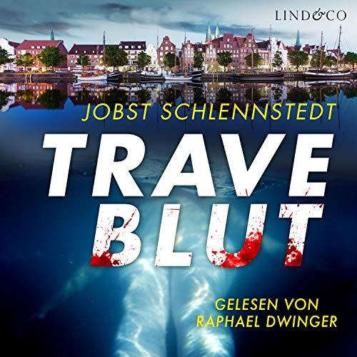 Traveblut audiobook cover art