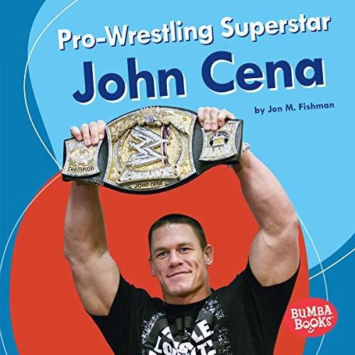 Pro-Wrestling Superstar John Cena cover art