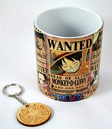 Taza - Serie One Piece (One Peace New World)