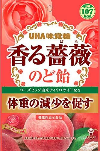 香る薔薇のど飴 6袋