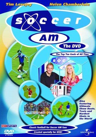 Soccer Am: The Top Ten Goals Of All Time [DVD]