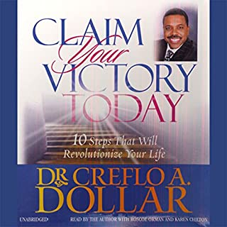 Claim Your Victory Today audiobook cover art