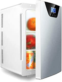GAONAN Mini refrigerador de 20 litros de Triple núcleo Nevera ...