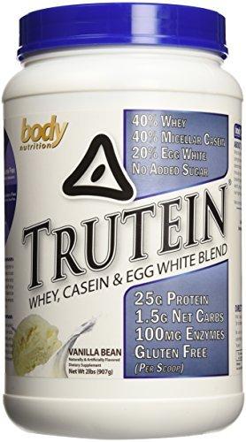 Trutein 2 lb Vanilla Protein Blends by Trutein