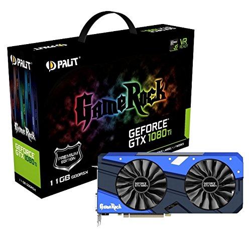 NEB108TH15LC-1020G (GeForce GTX 1080 Ti 11GB GameRock Premium) [PCIExp 11GB]